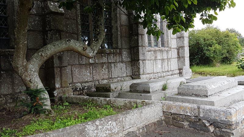 Dartmoorkerk stock foto's