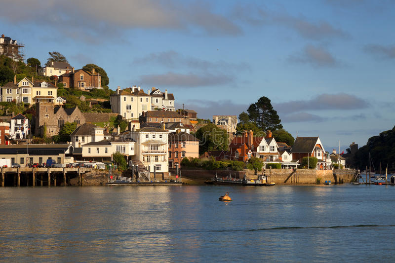 Dartmouth, Devon fotografia royalty free