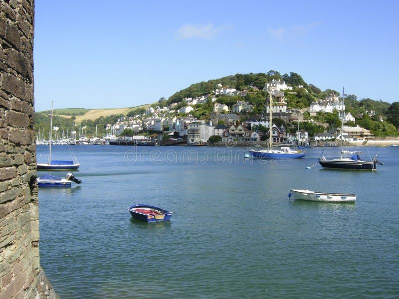Dartmouth Devon England immagine stock