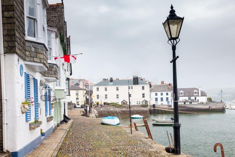 Dartmouth Devon England het UK stock afbeeldingen