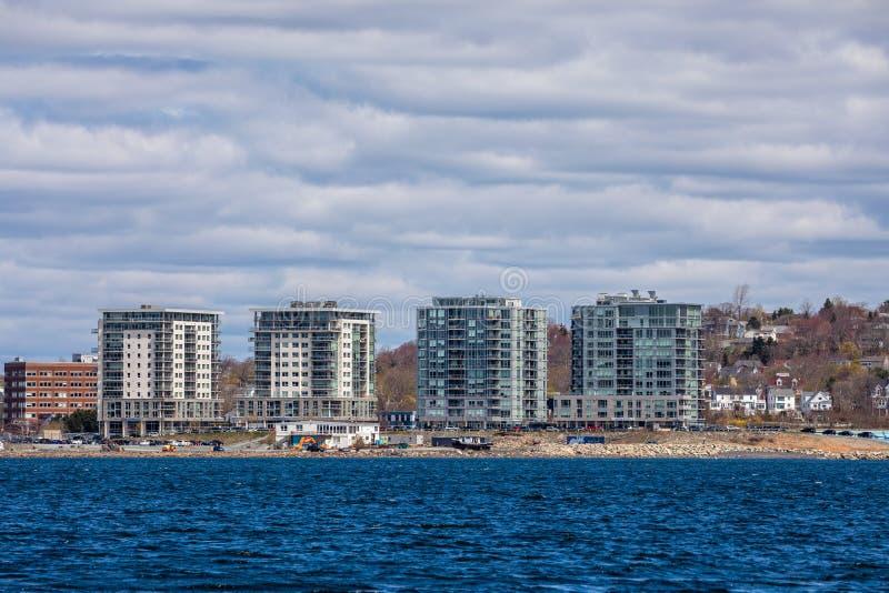 Dartmouth i Kanada arkivbilder
