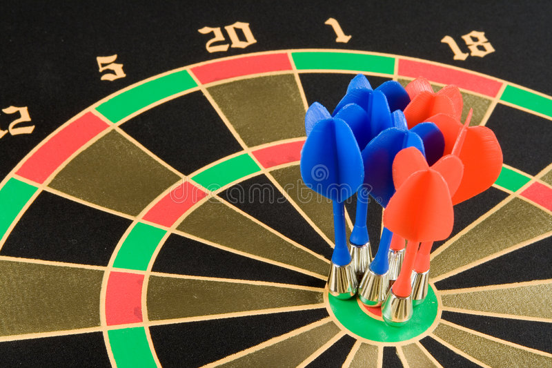 Download Darts stock image. Image of champion, gamble, center, accuracy - 1476163