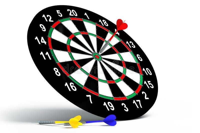 Download Darts stock photo. Image of individual, frame, circle - 18977584