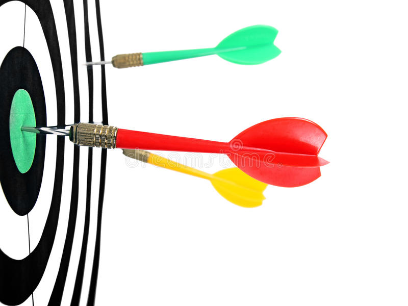 Download Darts stock image. Image of competition, objective, circle - 25142915