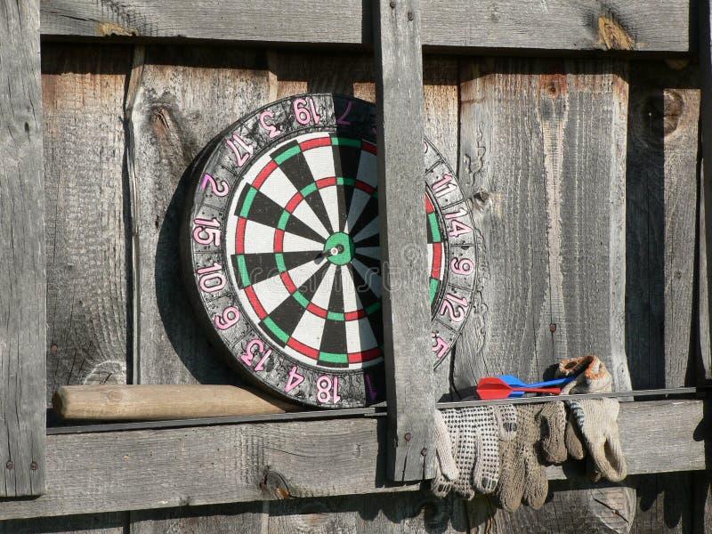 Darts. royalty free stock photography