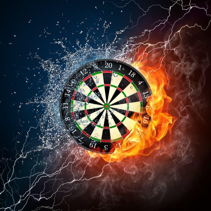 Free Darts Board Stock Image - 21665361