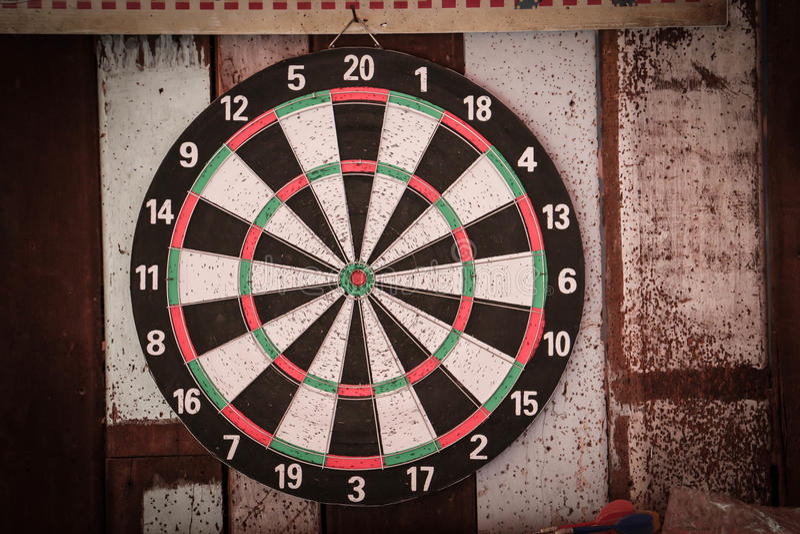 Darts Board royalty free stock images