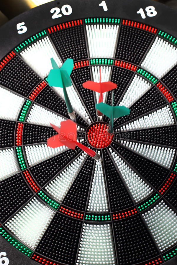Download Darts stock image. Image of target, leisure, accurate - 40891121