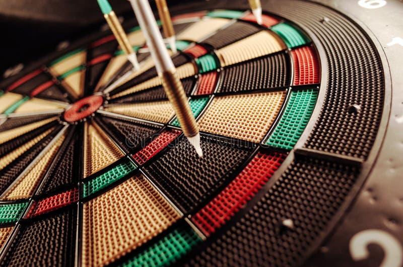 Darts In Dartboard Free Public Domain Cc0 Image