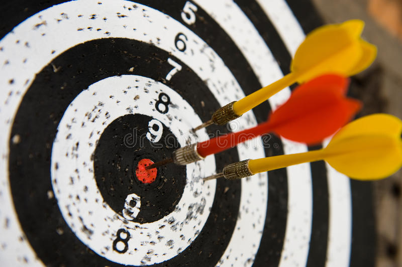 Download Darts game stock photo. Image of accuracy, gambling, fortune - 25293482