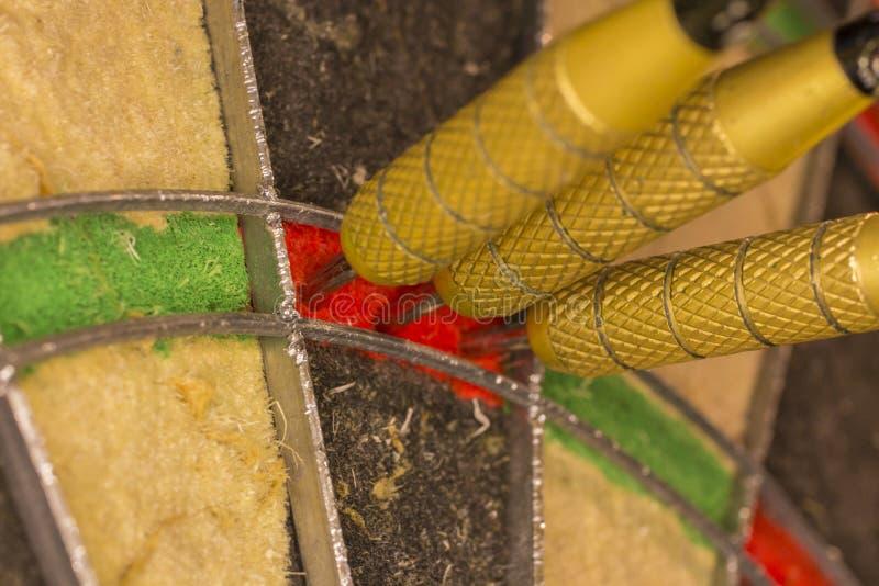 Darts. Game  dart throwing flies sharp needle interesting stock photos