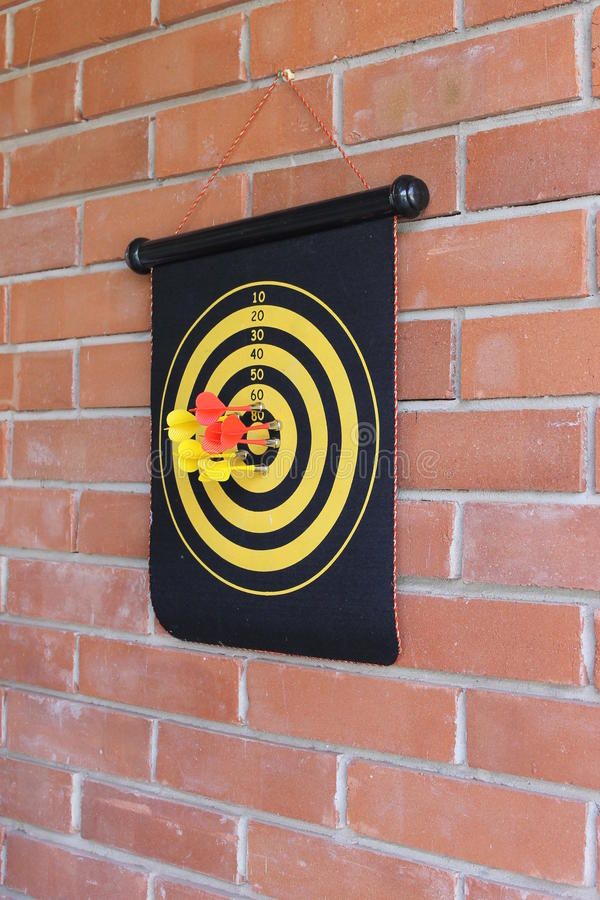 Download Darts stock photo. Image of time, wall, darts, excitement - 41647586