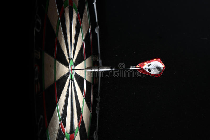 Darts. Is a traditional pub game, commonly played in the United Kingdom stock photography