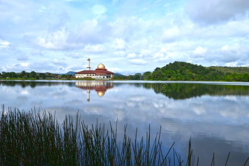 Darul koranu meczet zdjęcie stock