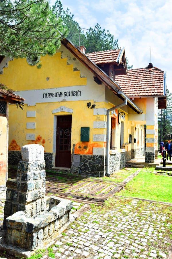 Das Å-Argan acht Serbien stockbilder