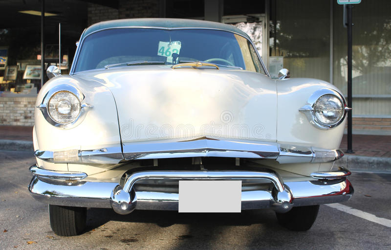Altes Buick-Auto stockfoto