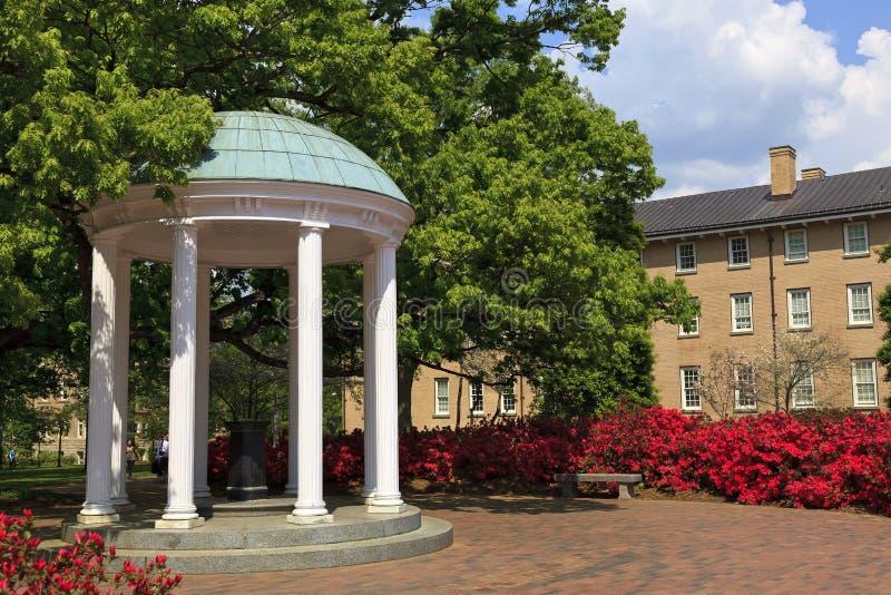 Das alte gut in Chapel Hill stockfoto
