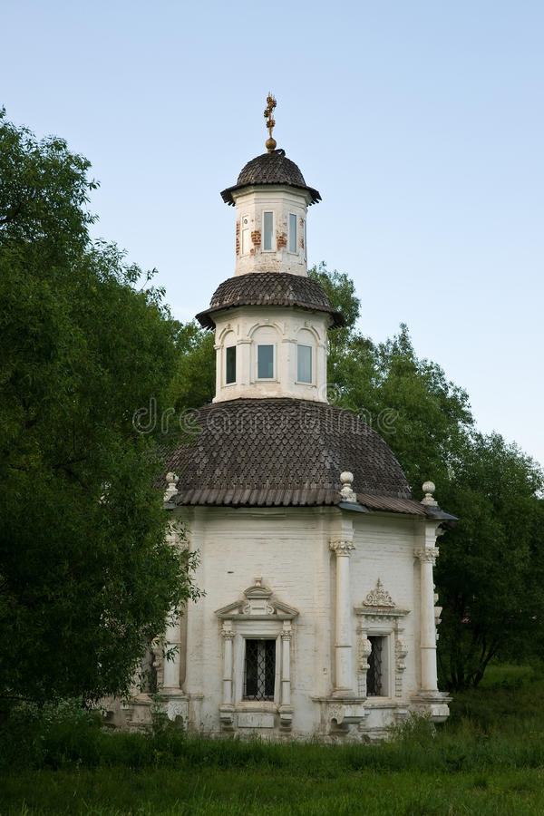 Das alte Kloster lizenzfreie stockfotografie