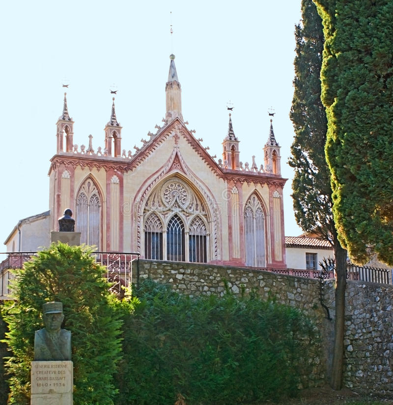 Das alte Kloster stockfotos