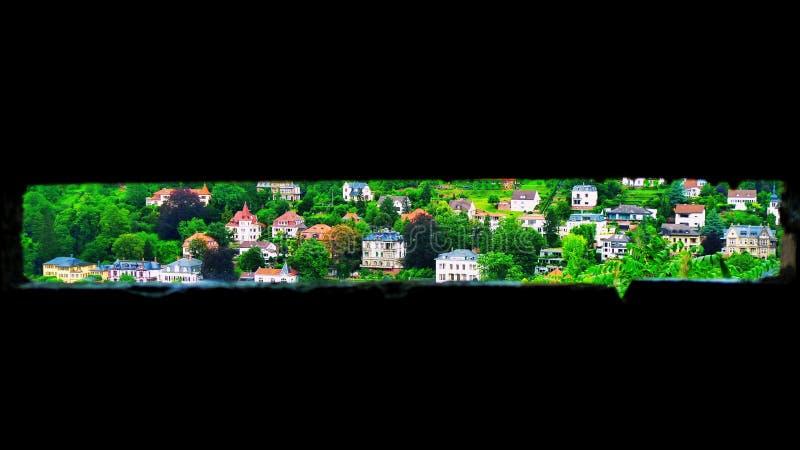 Das andere Ufer lizenzfreie stockfotos