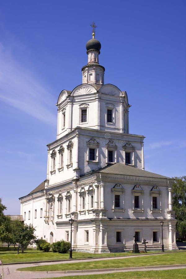 das Andronicus-Kloster lizenzfreies stockfoto