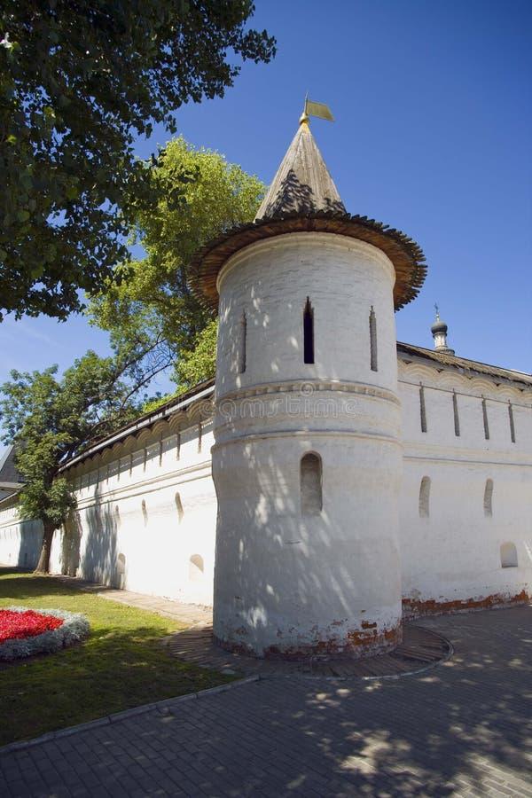 das Andronicus-Kloster stockfotos