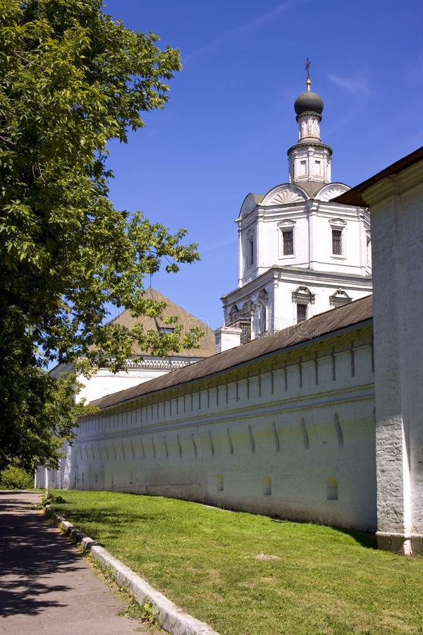das Andronicus-Kloster stockbilder