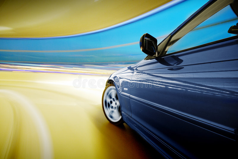 Das Auto lizenzfreie stockfotos