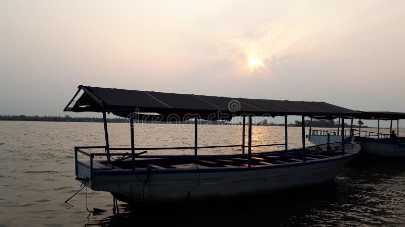 Das Boot lizenzfreies stockbild