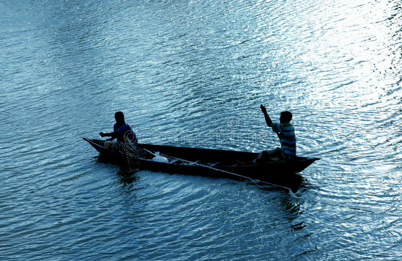 Das Boot lizenzfreie stockfotos
