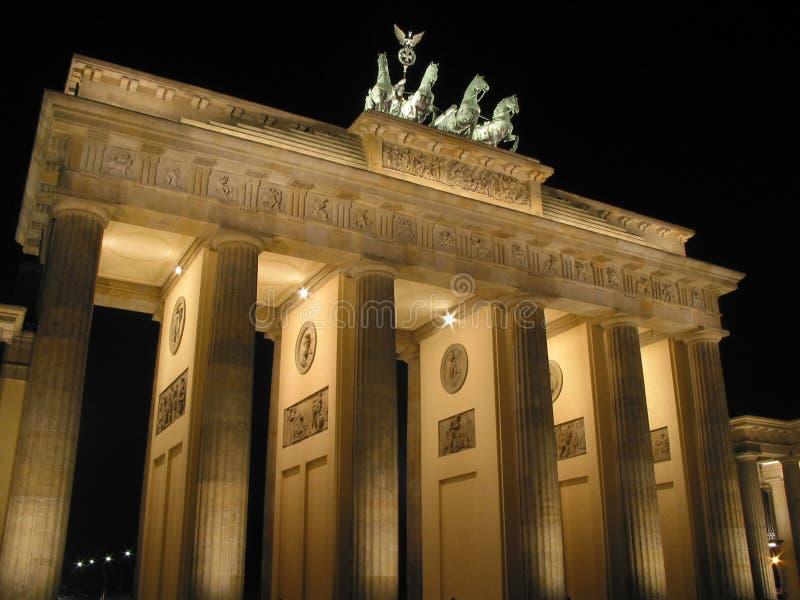 Das Brandenburger Tor lizenzfreies stockfoto