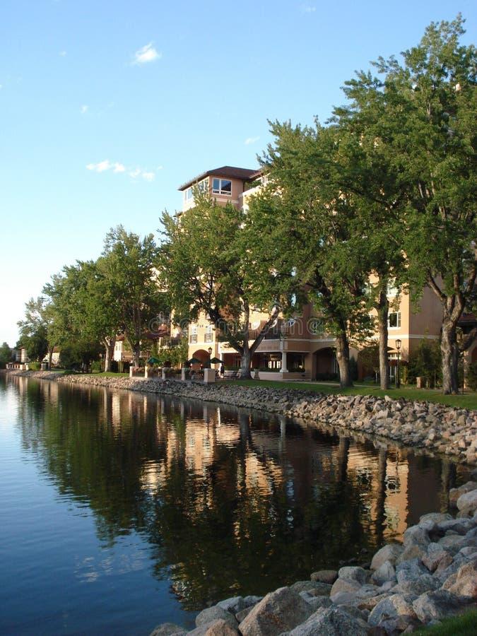 Das Broadmoor Hotel stockfotos