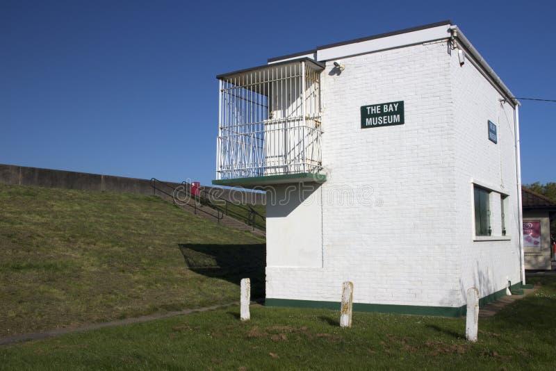 Das Bucht-Museum, Canvey Island, Essex, England stockfotografie