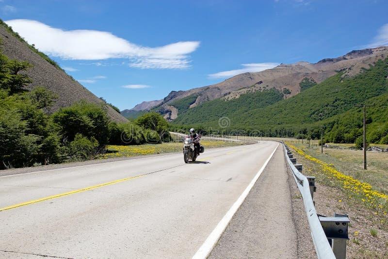 Das Carretera Austral, Chile stockfotos