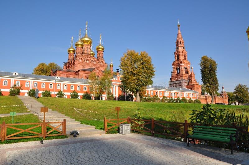 Das Chernigovsky-skete in Sergiev Posad, Russland stockfotografie