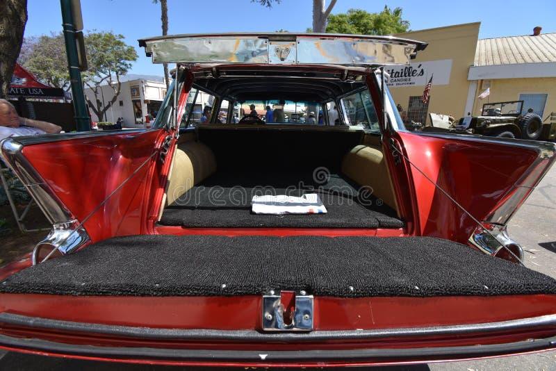 Das Chevrolet 1957 Bel Air, 5 stockfotos