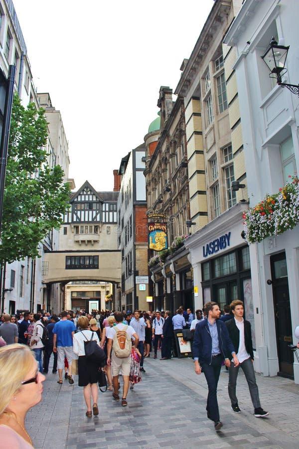 Das Clachan, London stockfotos