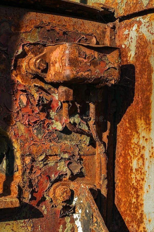 Das coisas vida oxidada ainda imagem de stock royalty free