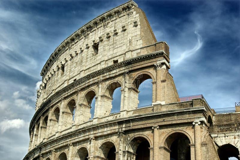 Das Colosseum lizenzfreie stockbilder