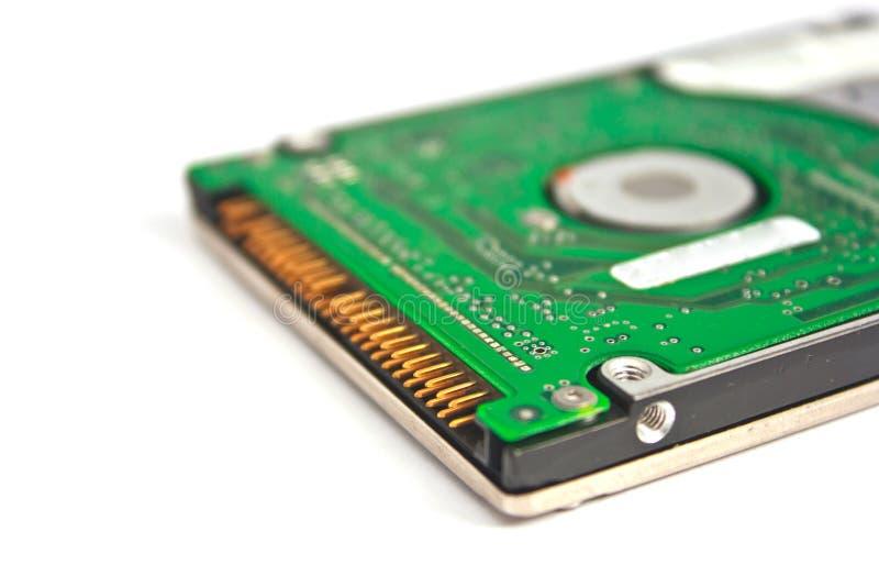 Das Computer-Festplattenlaufwerk lizenzfreies stockbild