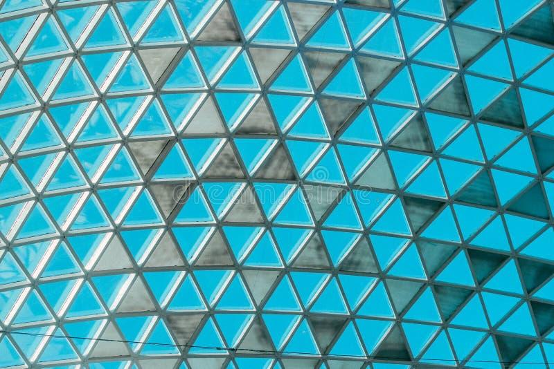 Das Dach des Einkaufszentrums lizenzfreies stockbild