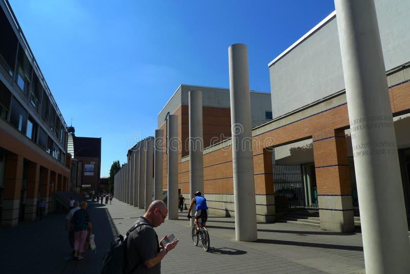 Das deutsche Museum, Nurnberg, Deutschland lizenzfreie stockbilder