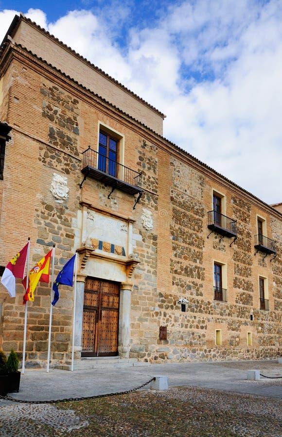 El Greco-Museum, Toledo, Spanien lizenzfreie stockbilder