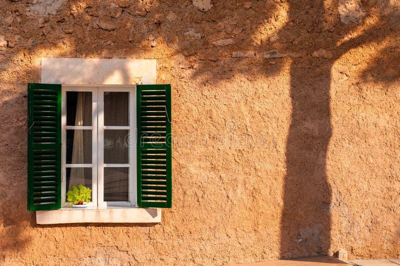 Das Fenster stockfotografie