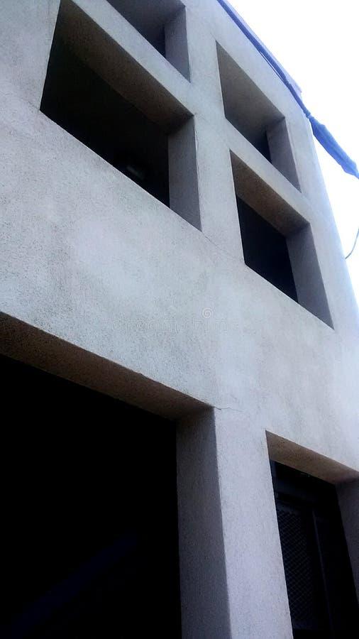Das Gebäude stockfoto