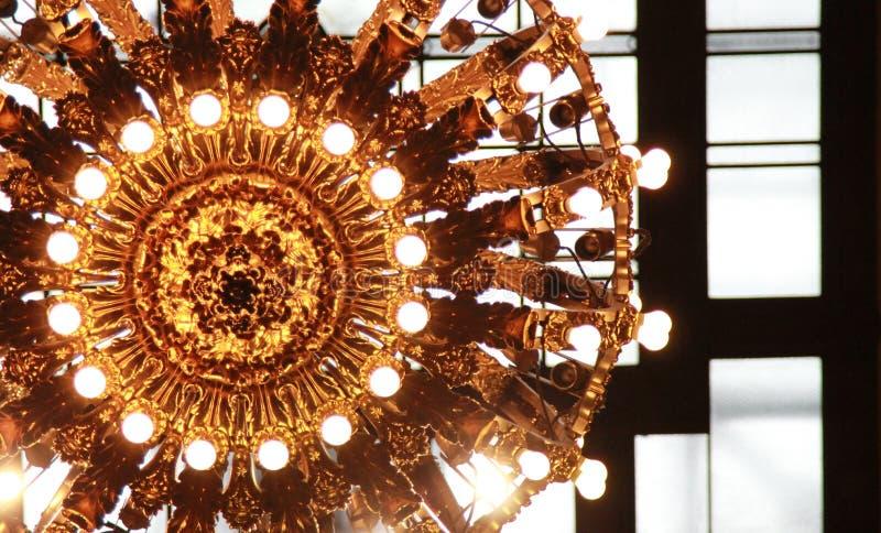 Das Grand Central -Licht lizenzfreies stockbild