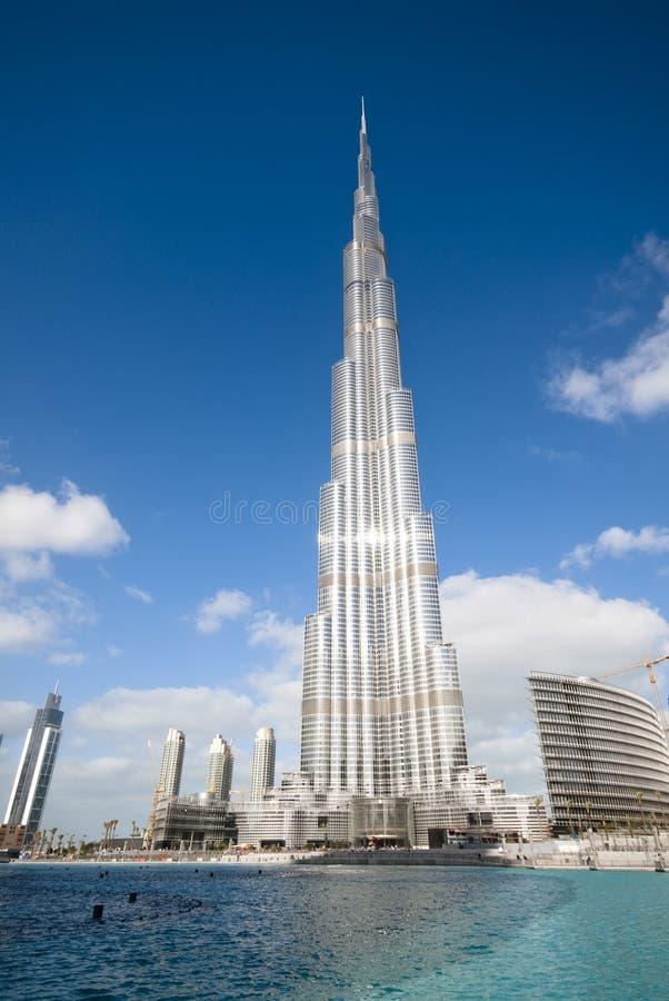 Das höchste Gebäude stockbild