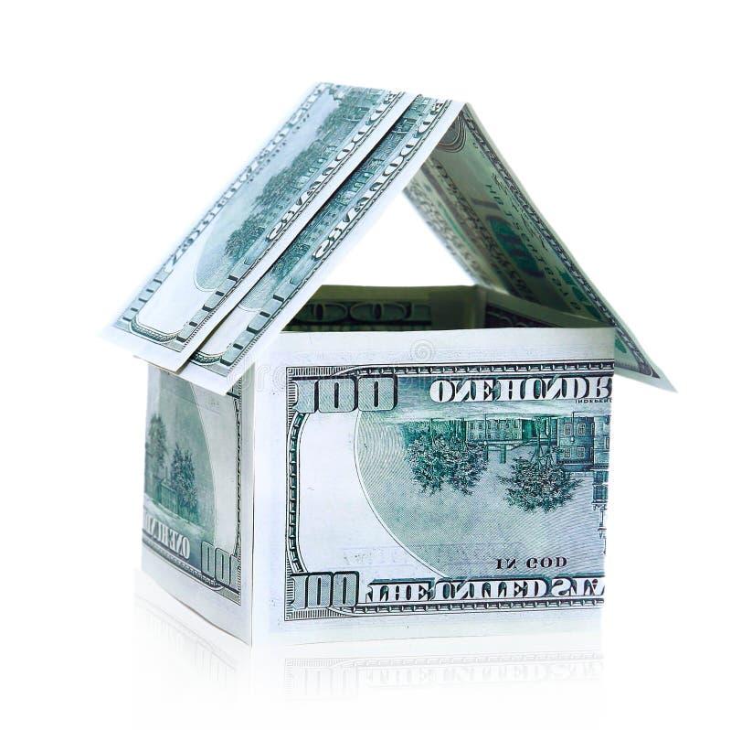 Das Haus des Geldes lizenzfreie stockfotos