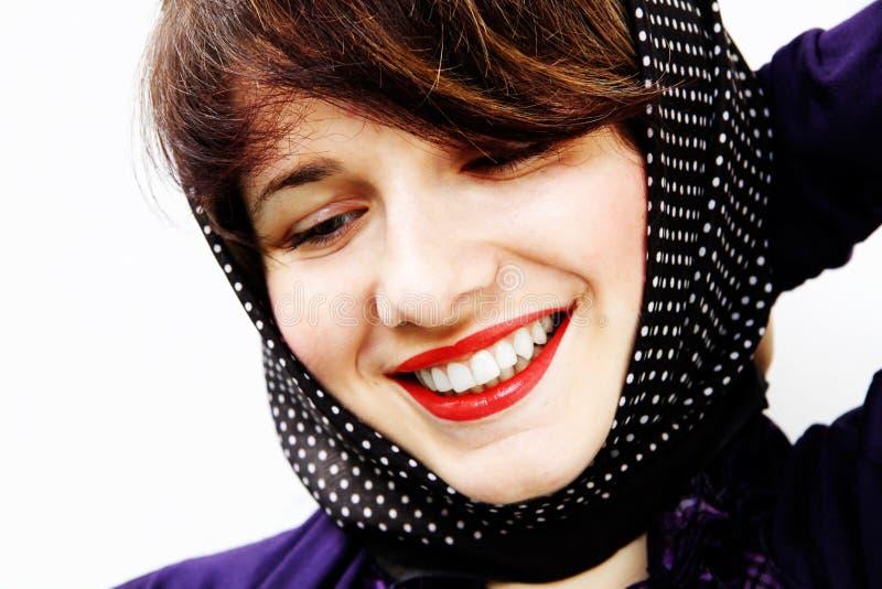 Das junge schöne Mädchen 1 lizenzfreie stockfotografie