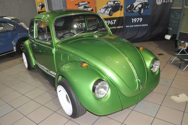 Das Käferauto stockbilder